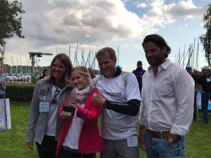 Mehr als 50 Medien-Cupper auf der Havel